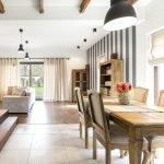 Empresas obras Reformas integrales Reformas Casas Elegant interior with wooden furnitures