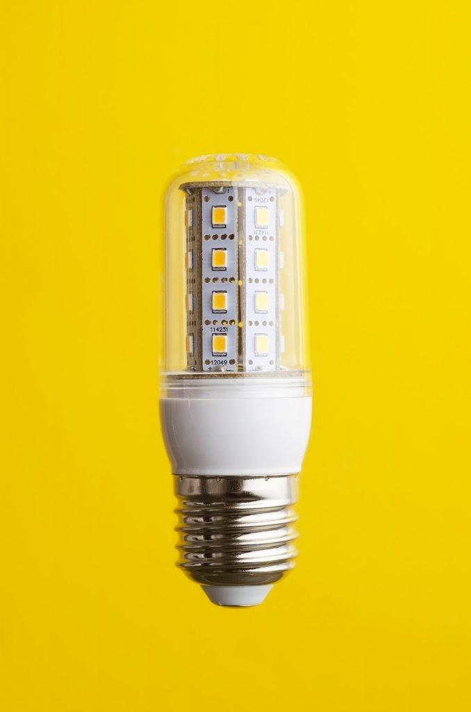 Bombilla LED SMD de ahorro de energía